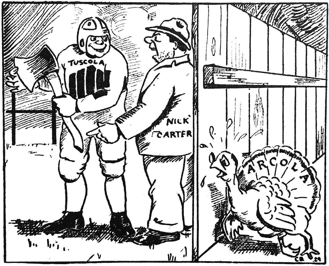 bicentennial storied high school football rivalry the cola wars English Past Present bicentennial cola wars 2