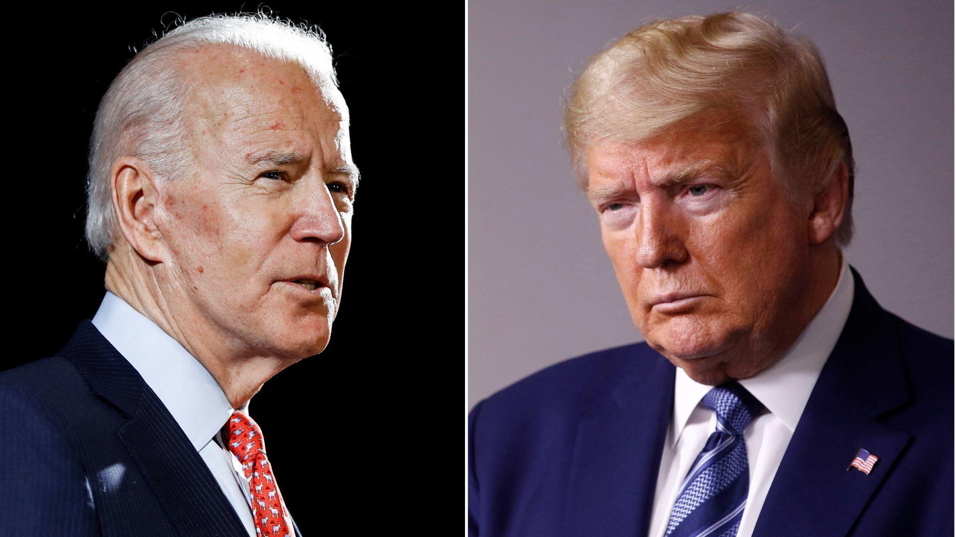2020 Watch: Battleground map taking shape for Biden, Trump | National