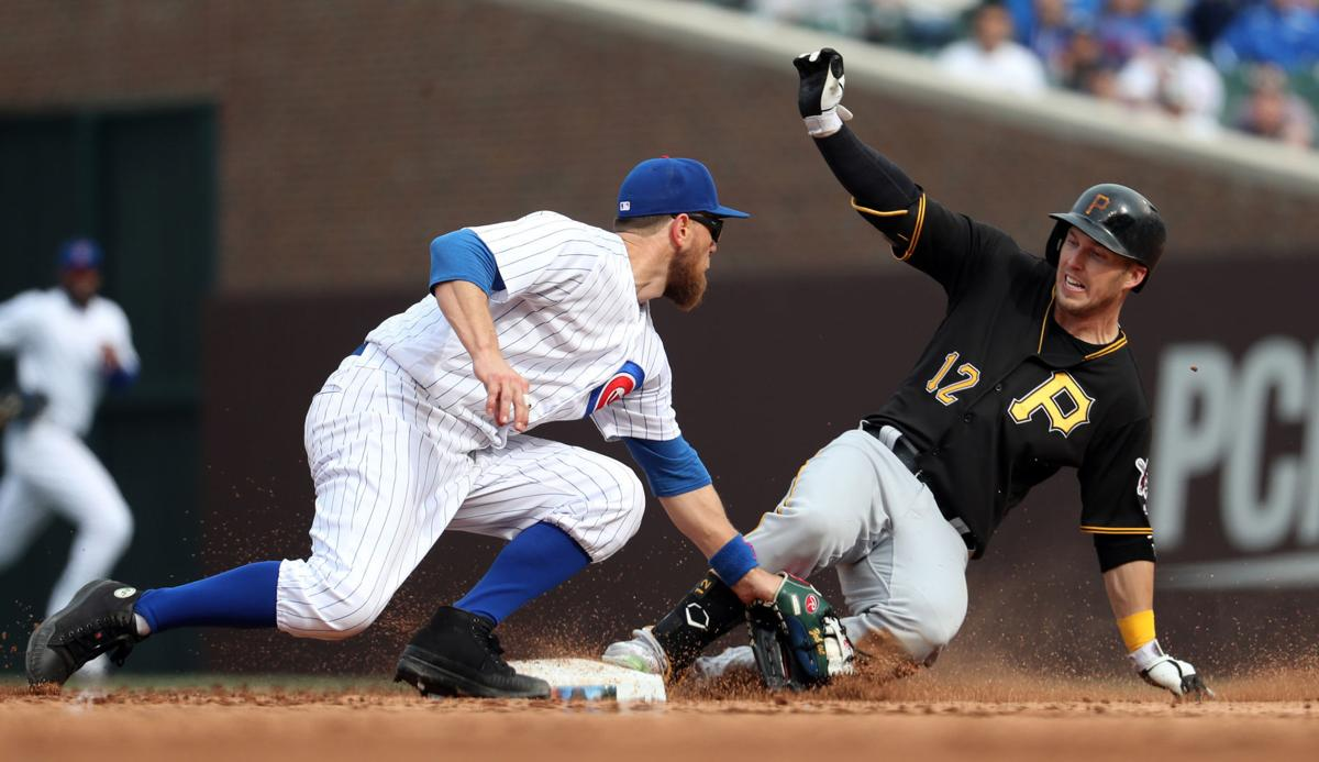 SPORTS-BBN-CUBS-ZOBRIST-CLEATS-TB