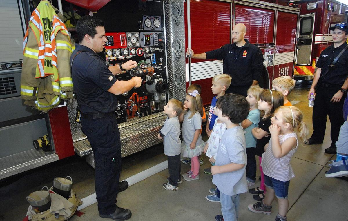 FIRE PREVENTION LESSONS