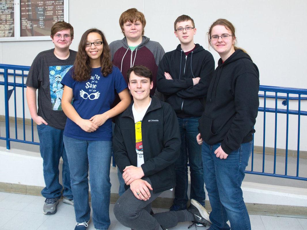Pana High School Solar Car Team