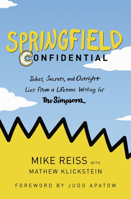 Book Review - Springfield Confidential