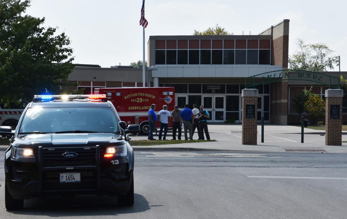 Mattoon Student In School Shooting In 'shock And Scared