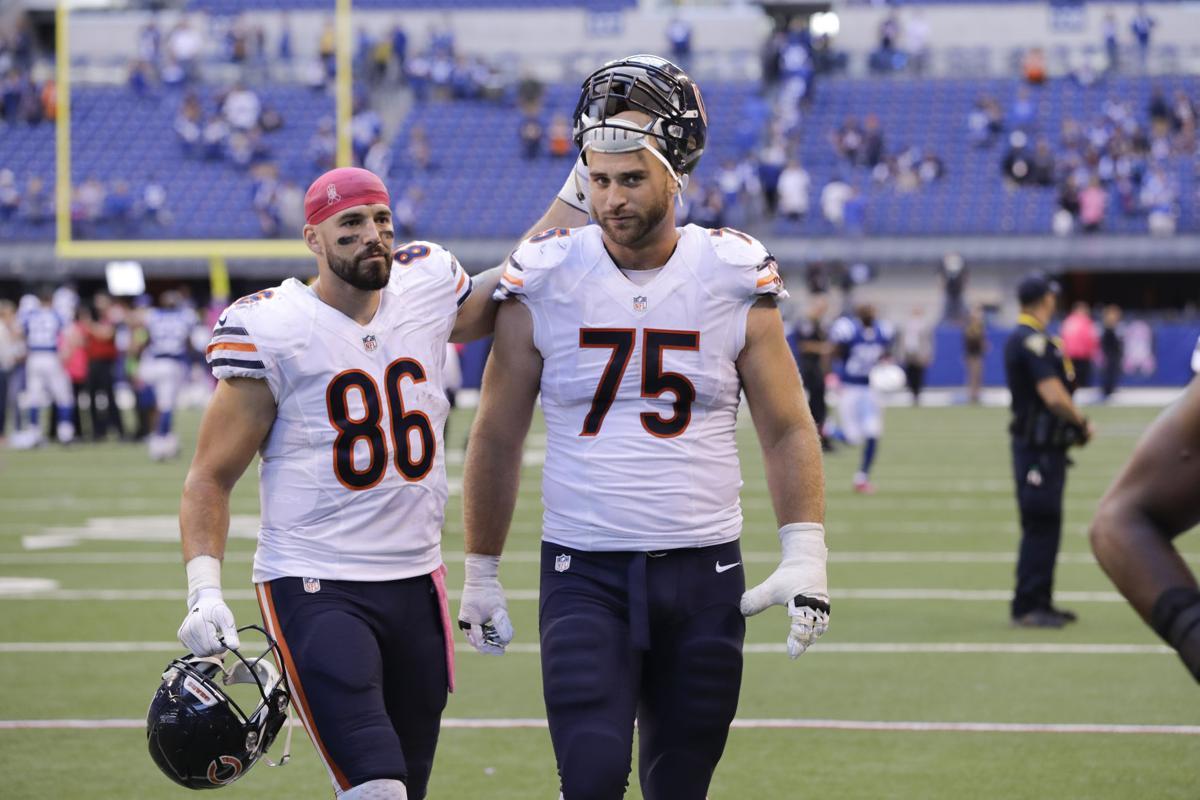 Zach Miller, Kyle Long