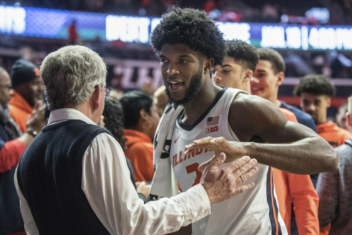 No 24 Illinois Basketball Ranked For The First Time Since
