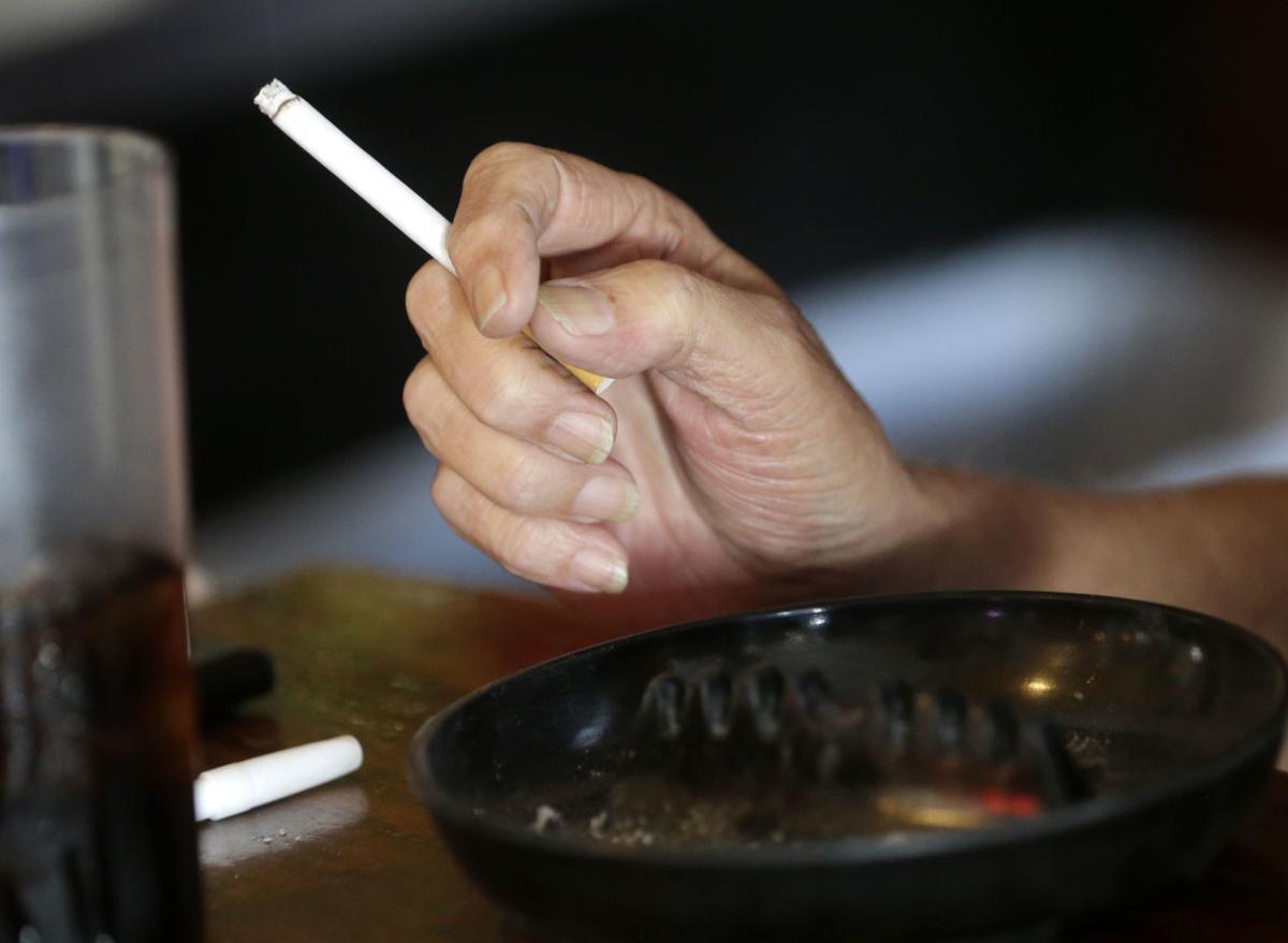 Cigarettes - AP photo