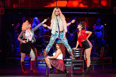 'Rock of Ages' rekindles the 1980s for Bloomington show