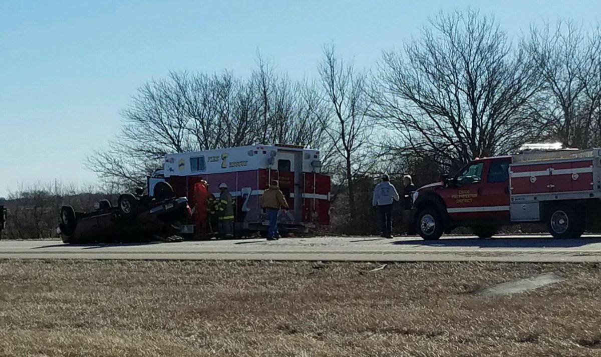 Illinois piatt county cisco - Decatur Woman Airlifted After Single Vehicle Crash On Interstate 72 Near Cisco