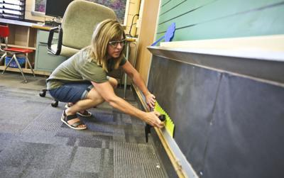Ready for school? Decatur teachers spend last days of summer