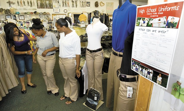 Some businesses still see benefits in strict dress codes | Business