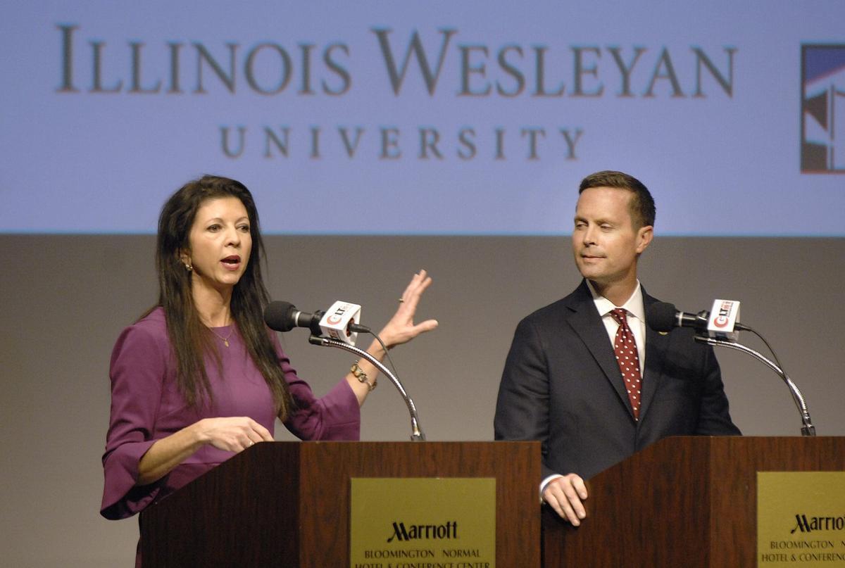 Davis Londrigan 4th Debate