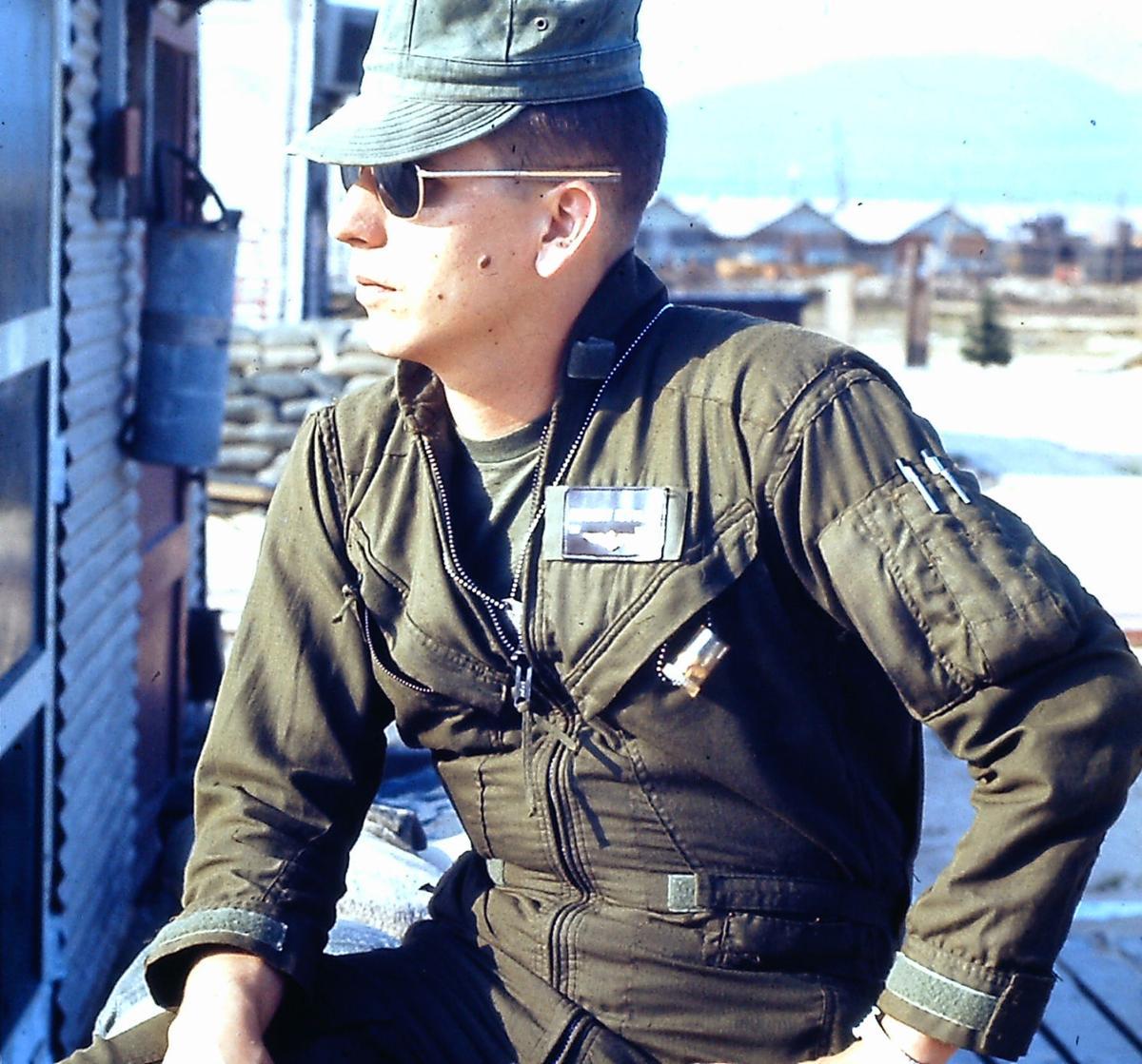 Vietnam Veteran Proud Of His Men, Family Tradition