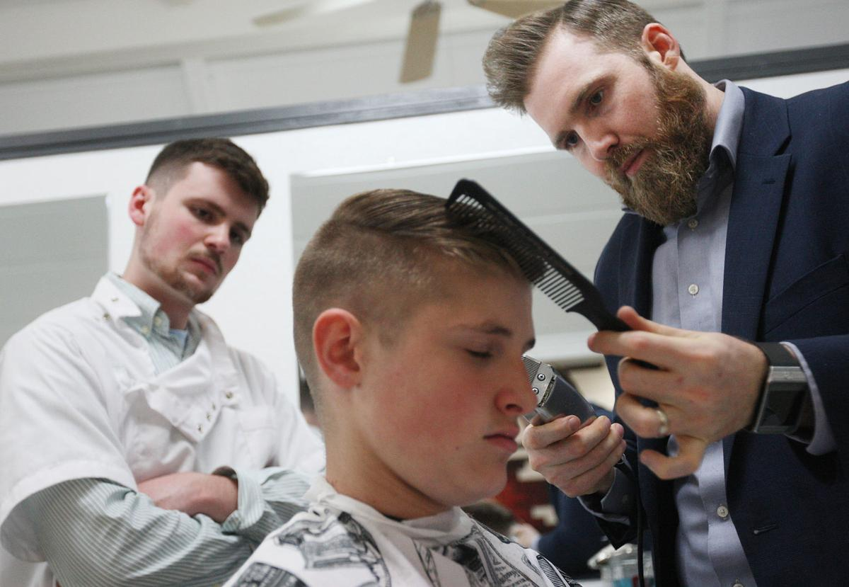 tri state barber college ch15 pt 1 If you are interested in enrolling in tri-state barber college, please fill out the form below, verify and submit a representative of the college will be in touch soon after.