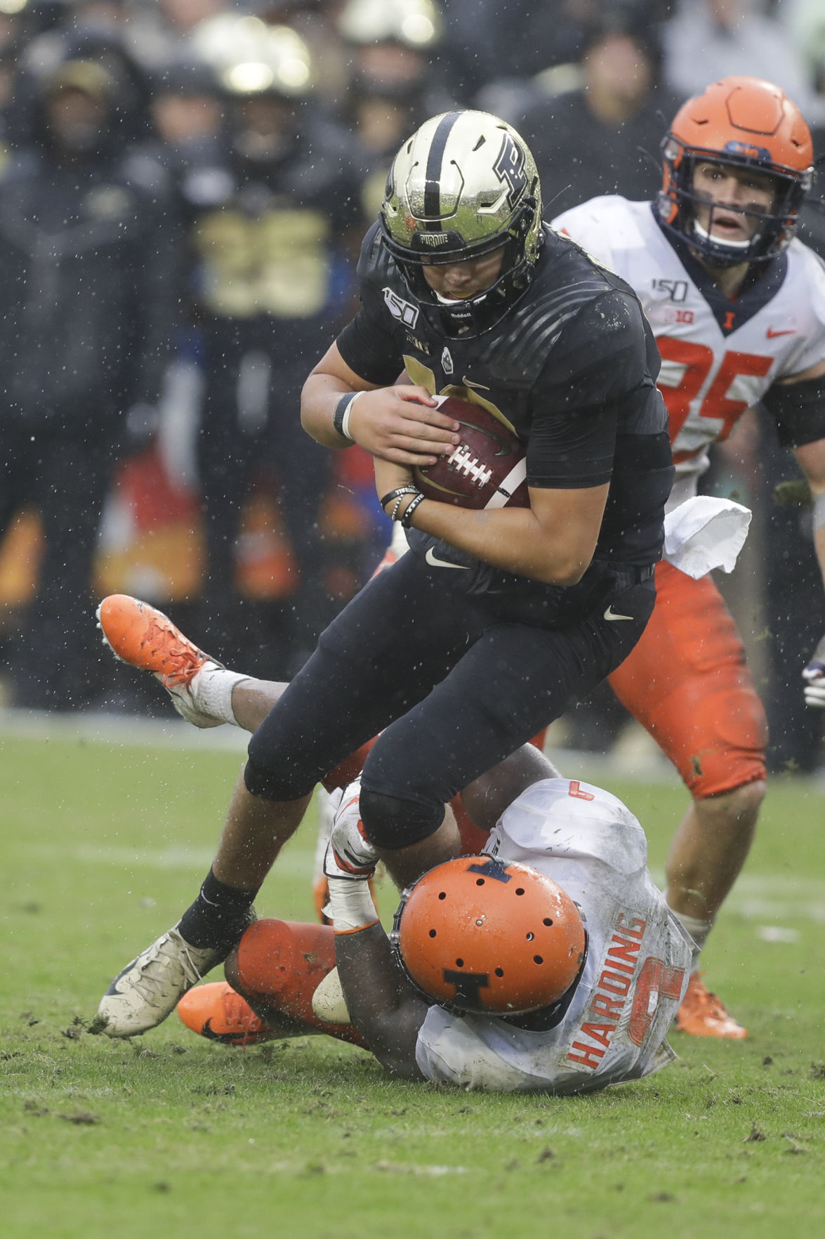 Illinois Purdue Football