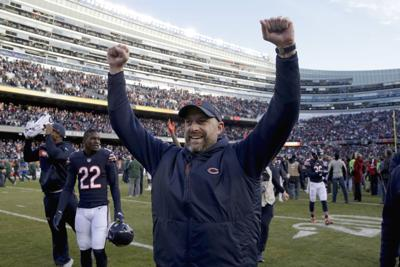 ab28c4a91 10 thoughts after the Bears clinched the NFC North with a win over the  Packers