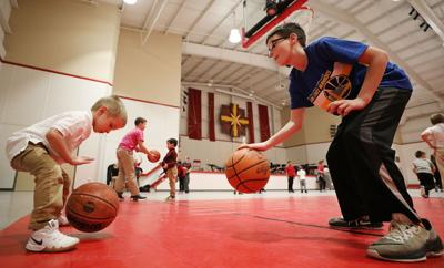 how to get kindergarteners to pay attention in pe for one decatur