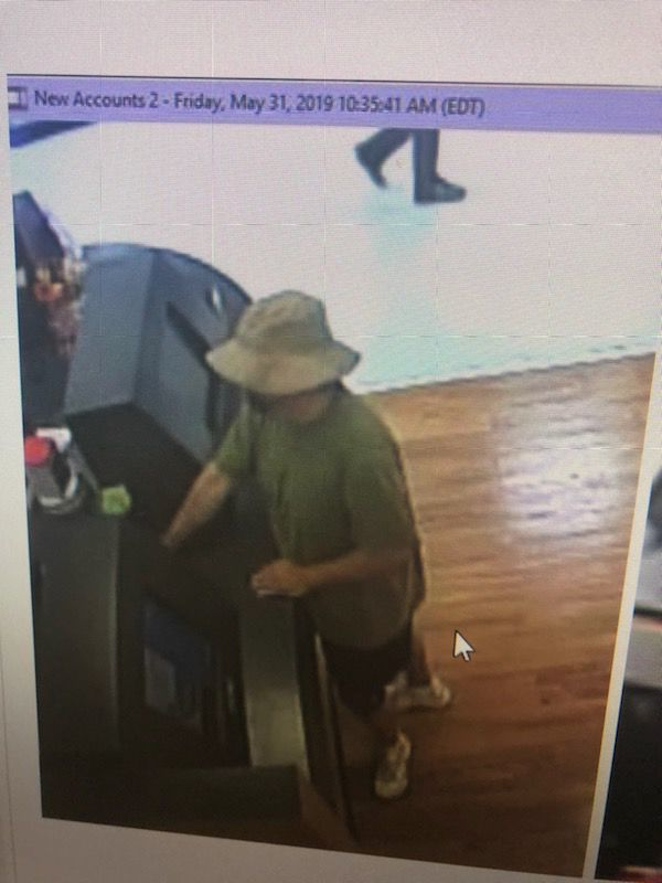 Shelbyville, Indiana bank robbery