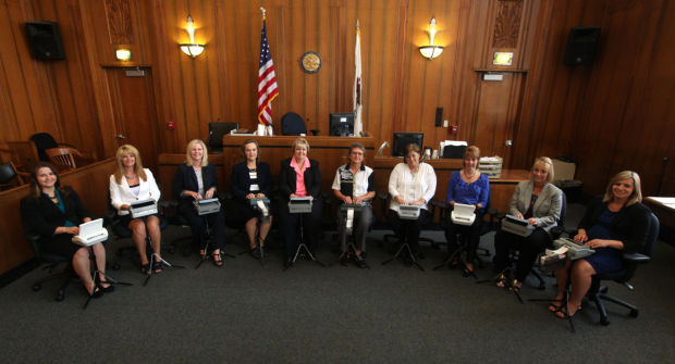 Macon County court reporters
