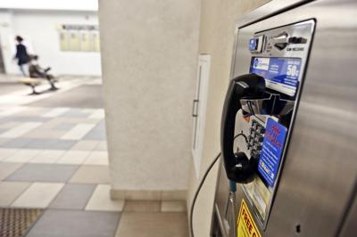 Hello? We wanted to know if Central Illinois had any pay phones left. Here's what we found. 📞