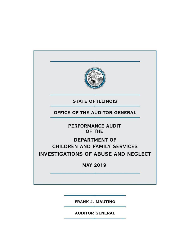 DCFS Report