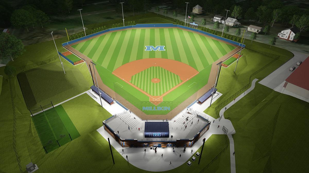 Millikin's $5 million baseball stadium