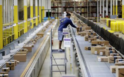 Amazon adds warehouse to growing delivery network in