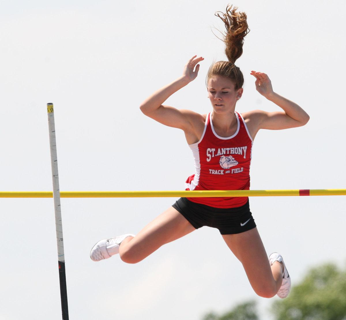 St  Anthony's Slaughter joins Keller at top | Track and