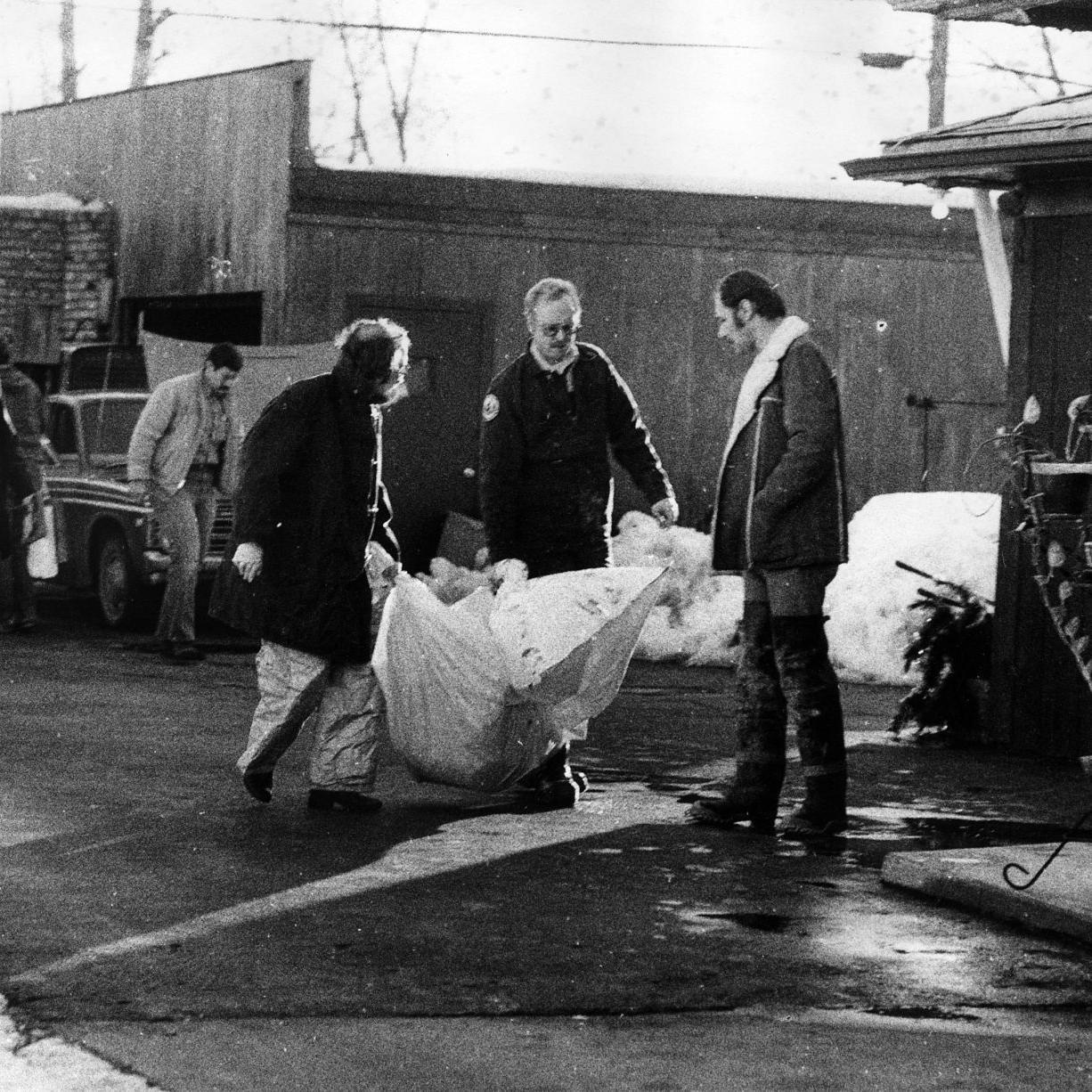 John Wayne Gacy was arrested 40 years ago in a killing spree