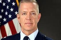 Air National Guard Col. Richard R. Neely