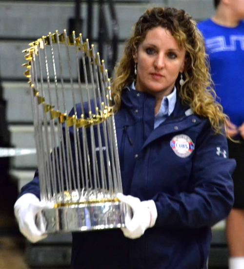 It's happening: Cubs trophy headed to Decatur | Local | herald