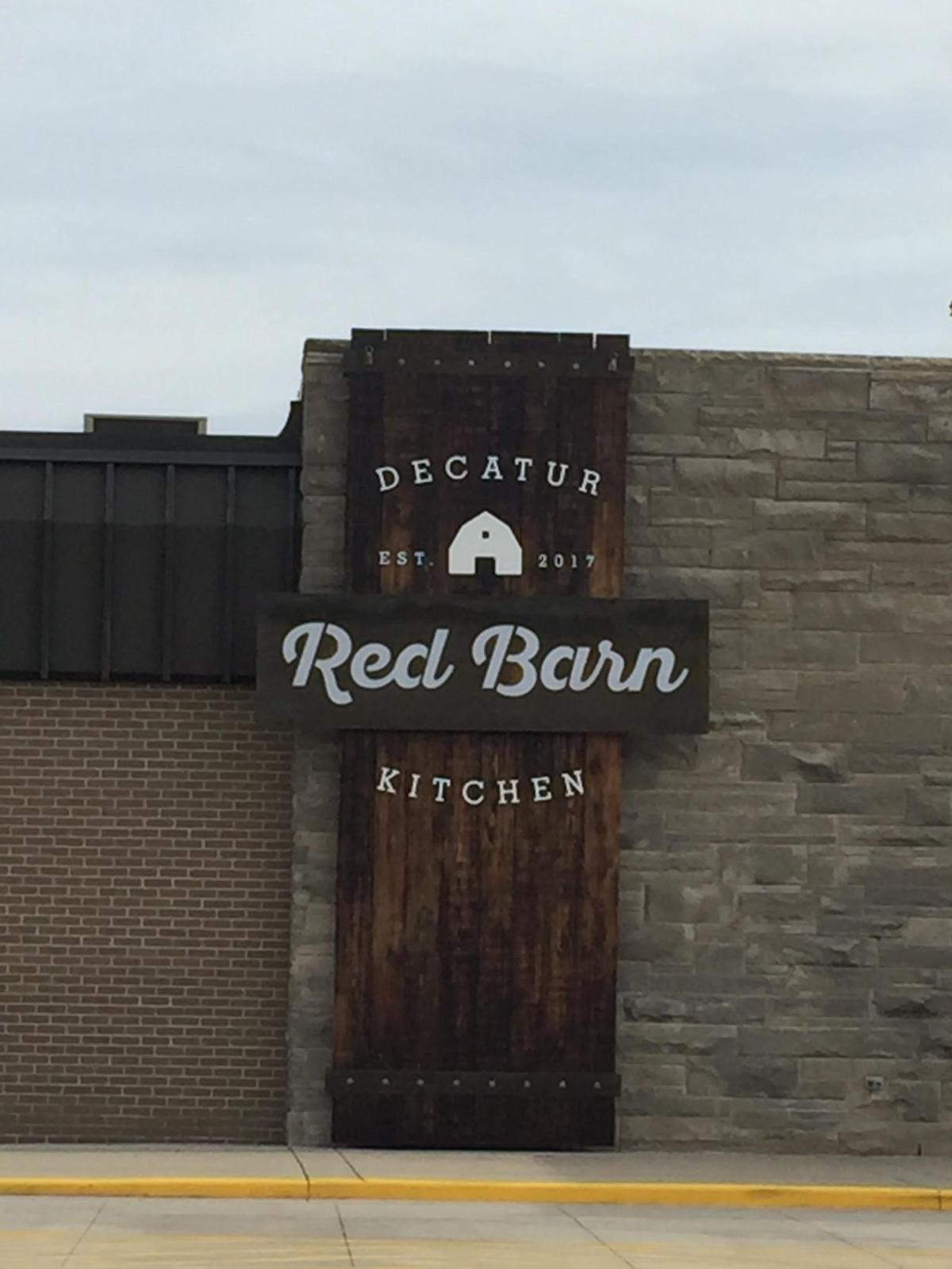 Red Barn new