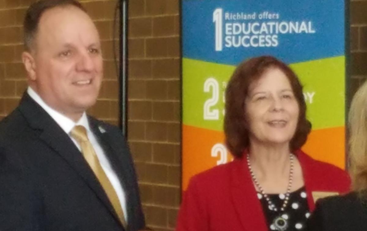 Richland and Millikin nursing degree agreement