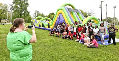 Summer is (almost) here: Durfee Magnet School celebrates early with Play Day
