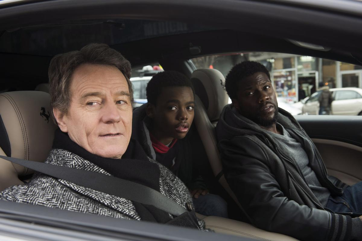 Film Review - The Upside