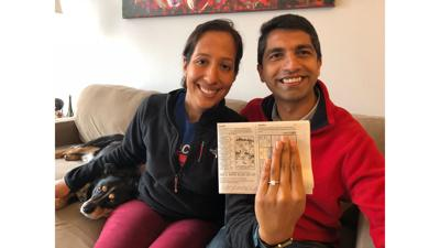 39c9ffa39e 'It was perfect': man proposes to girlfriend in Chicago Tribune 'Jumble'  puzzle