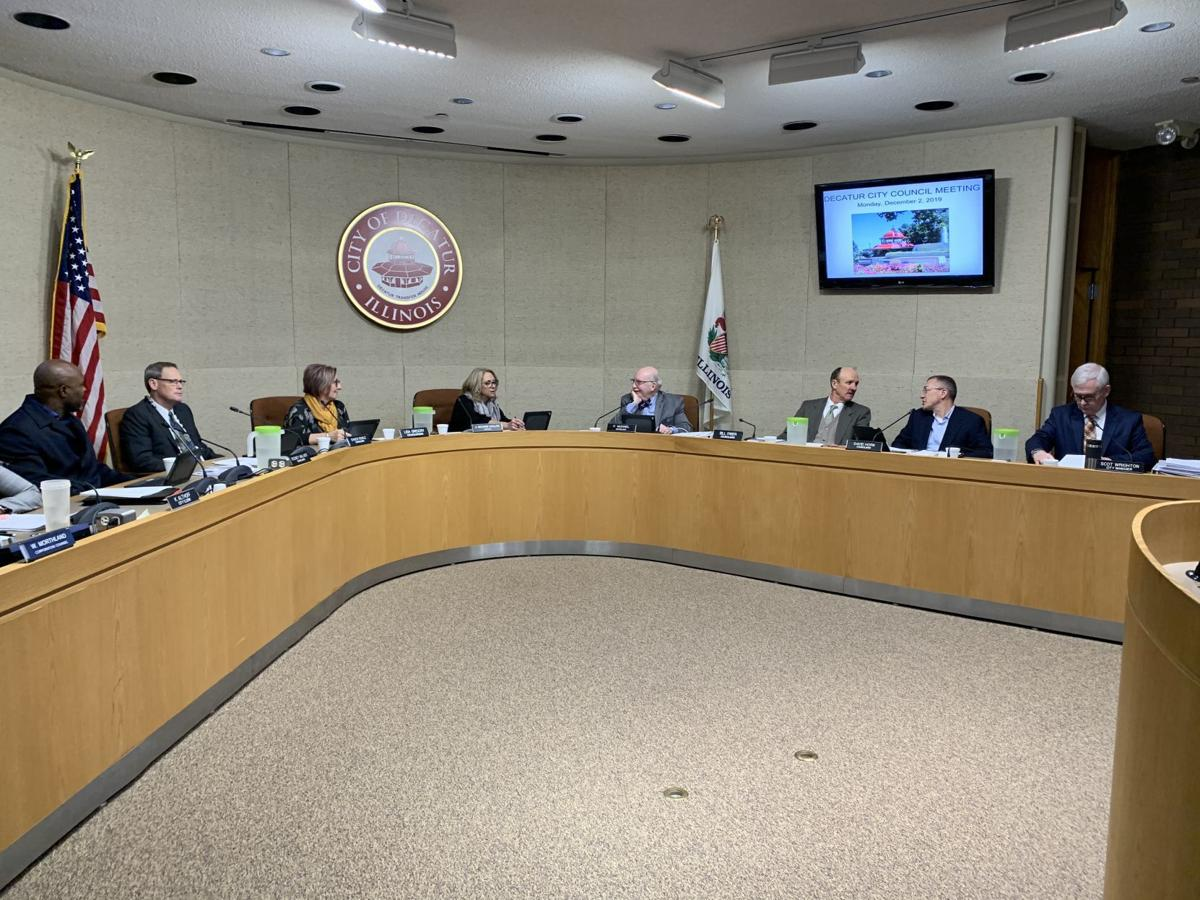 City Council Dec. 2