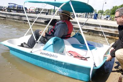 Pedal boats 1
