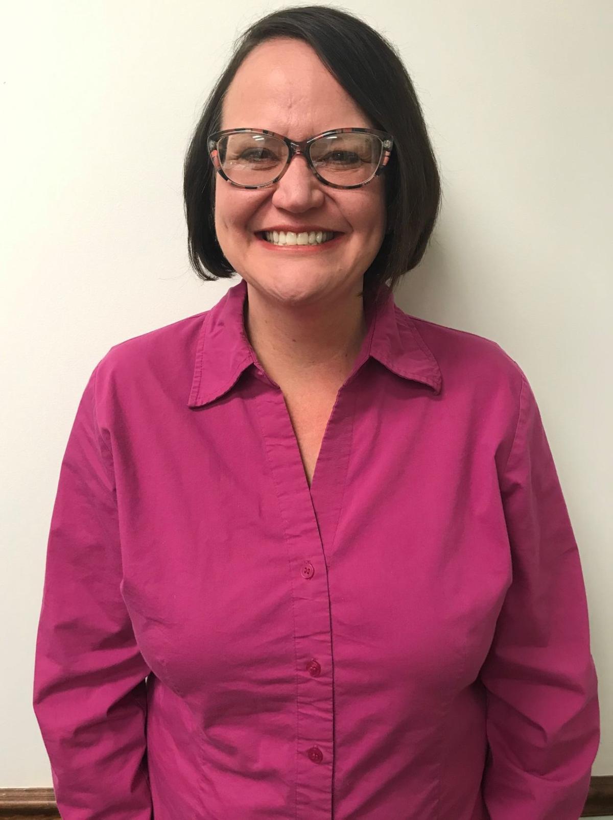 Christian County Public Health Administrator Denise Larson