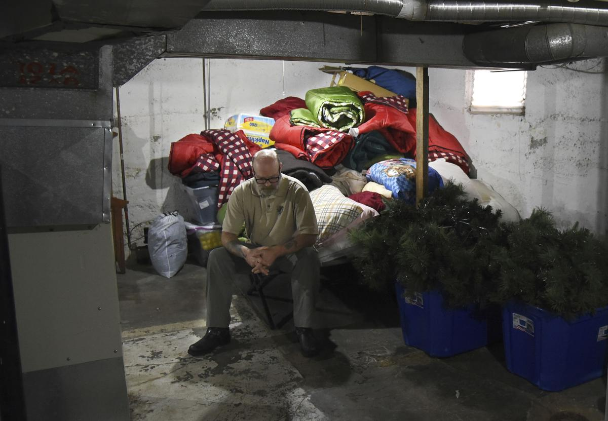 Few shelters from cold for suburban homeless faith and for Appraisal value of unfinished basement