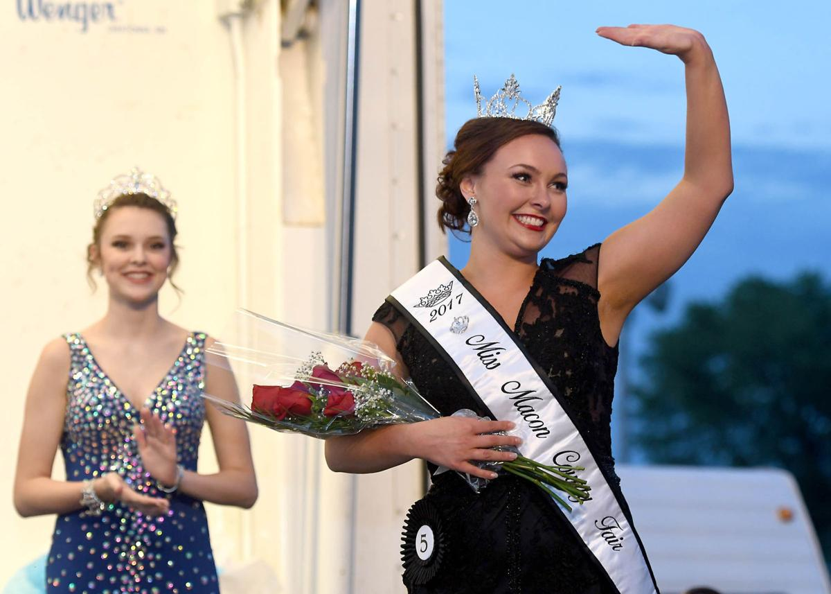 Miss missouri state fair pageant - Macon County Fair Pageant Crowns A New Queen