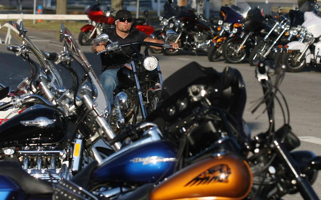 Motorcycle club: We're in Decatur for fun, not trouble