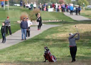State tournament golfers face new rules, great conditions