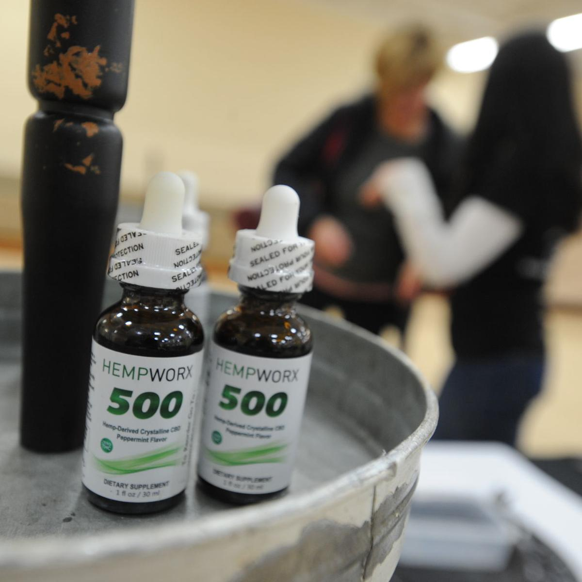 CBD-infused beverages are on the rise, but face major issue