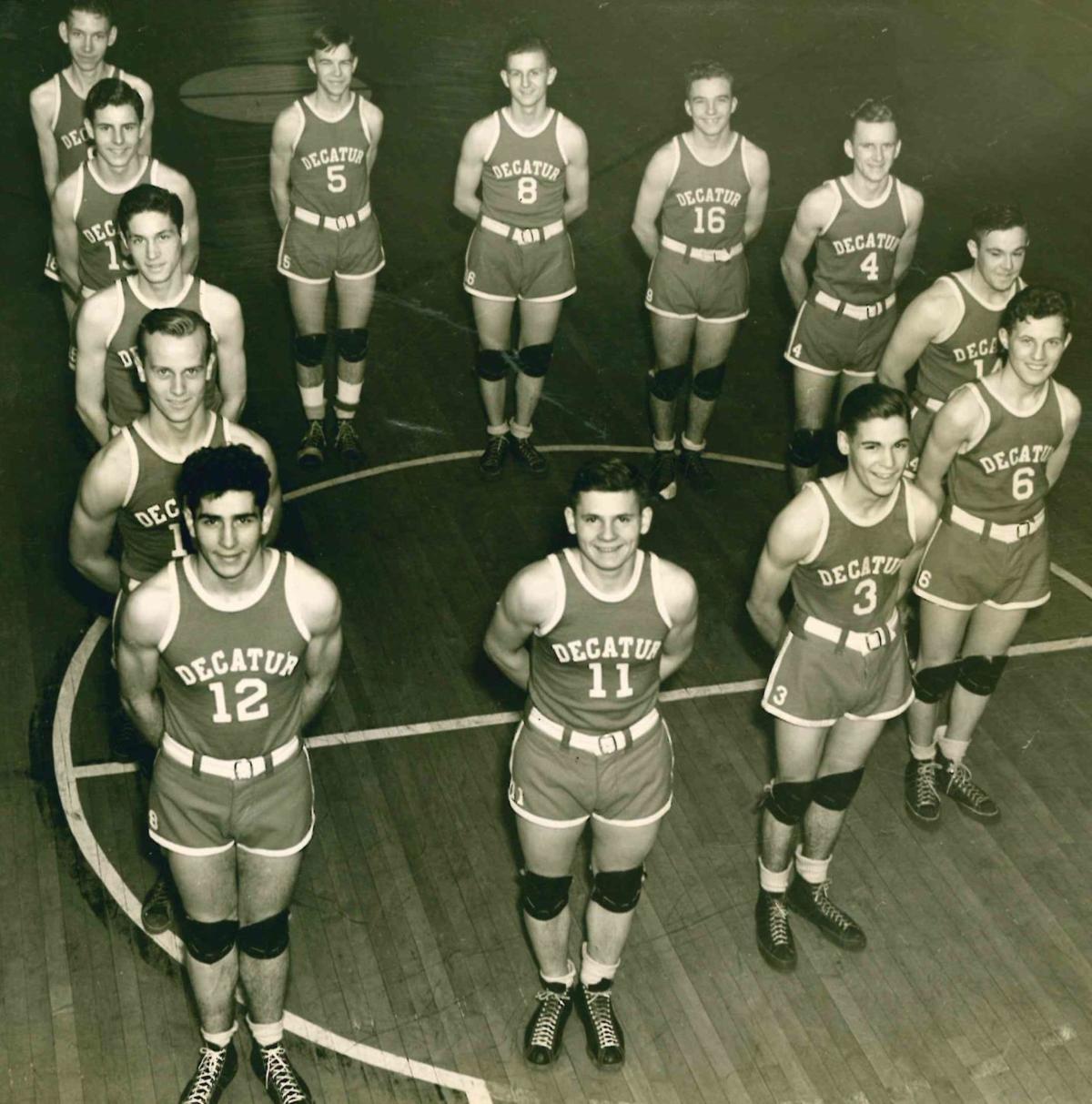 Decatur High 1935-36 1