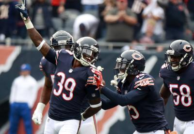 ac4daed9dc9 Bears at the break: Khalil Mack's dominance has elevated a suddenly ...