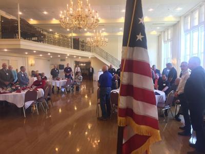 Veterans Lunch Rotary Club