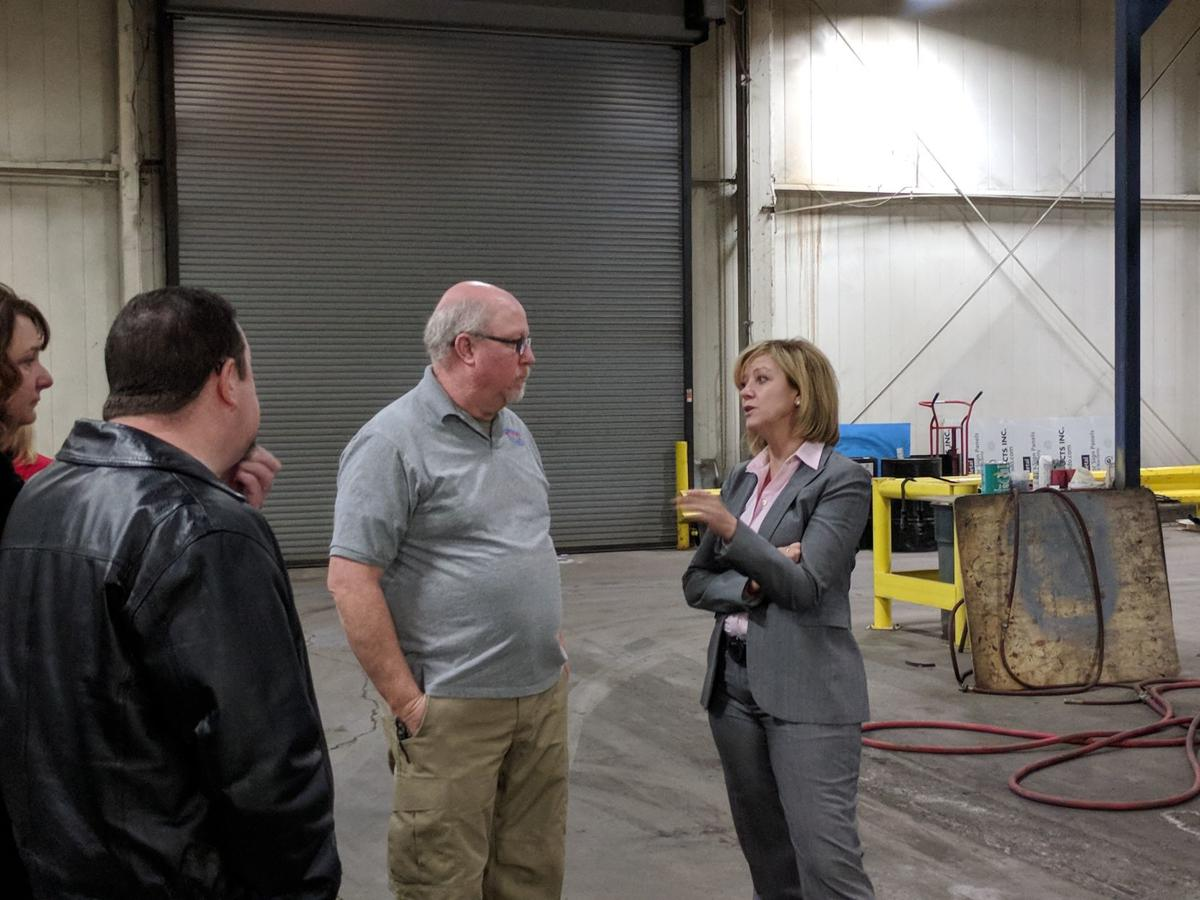 Jeanne Ives at Stripmasters Services