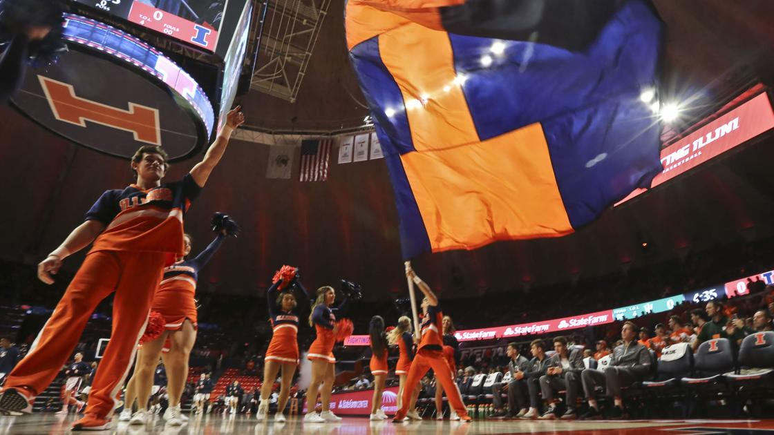 2e75584db Everything you need to know about the 2018-19 Illinois men s basketball  season
