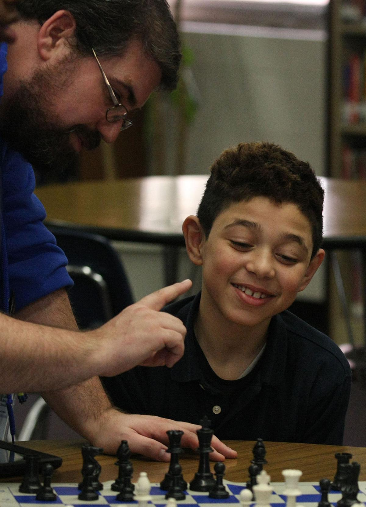 ♟️Check them out: South Shores' chess club competes at national