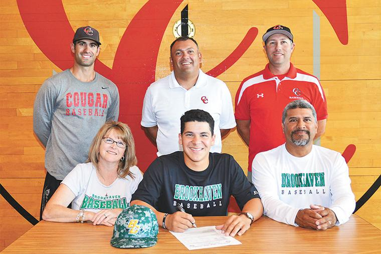 how to write a letter of intent next level up soto signs to play baseball for brookhaven 1312